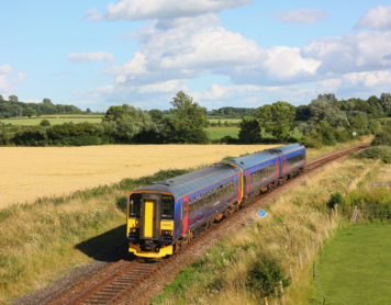 Soak Up the British Countryside on your Train Journey through the UK