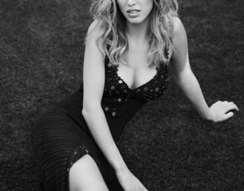 Actress Melissa Bolona Featured in Latina Magazine – Hot Child In The City Photoshoot
