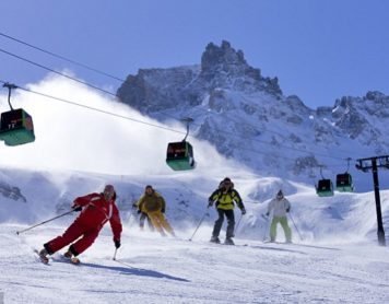 Perfect Resorts For French Alps Skiing Holidays